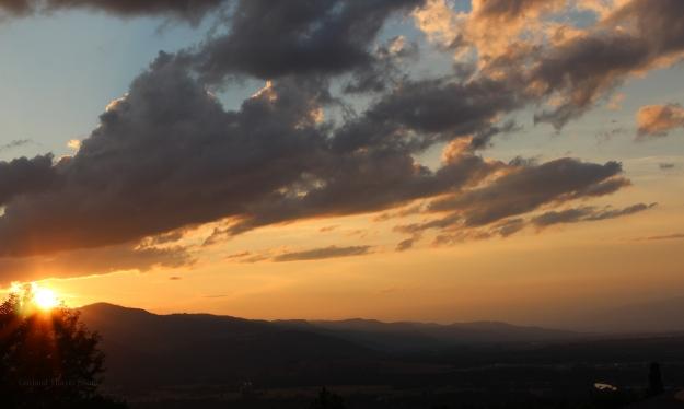 8-2-13 Southridge Sunset