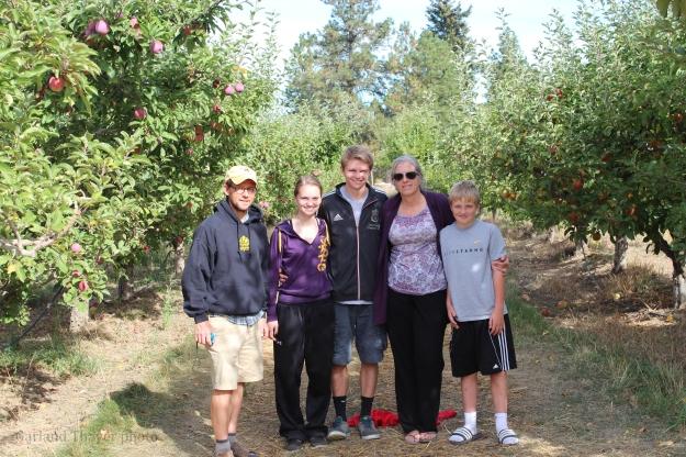 Walter's Fruit Ranch 2014
