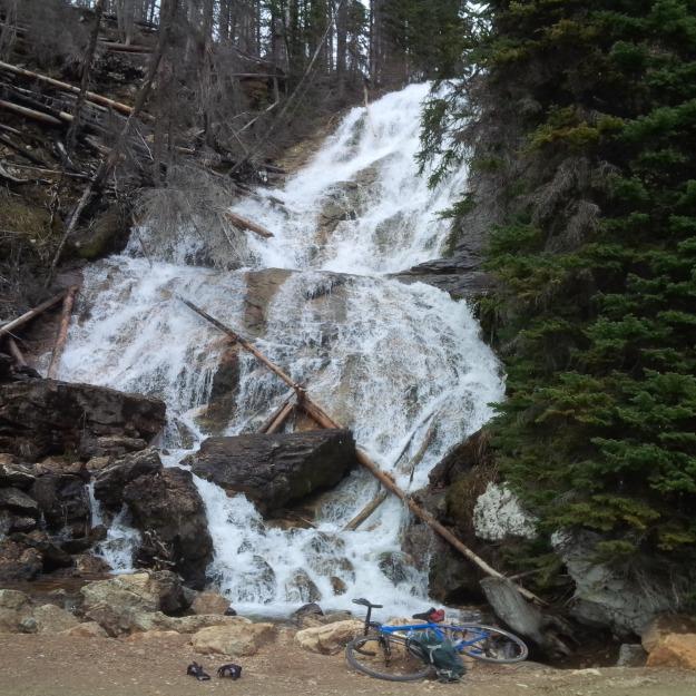Skalkaho Falls