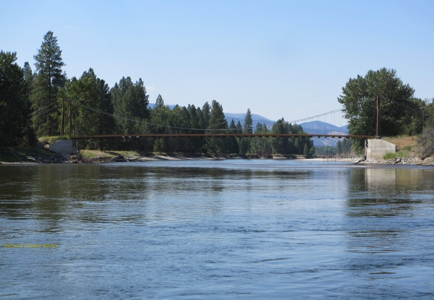 Sapphire Ranch Bridge