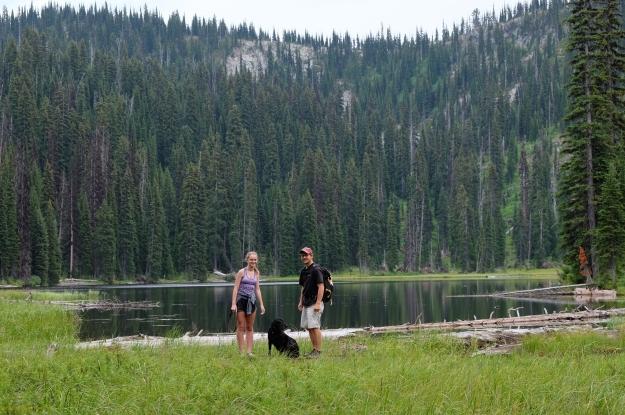 Skookum Lake Idaho
