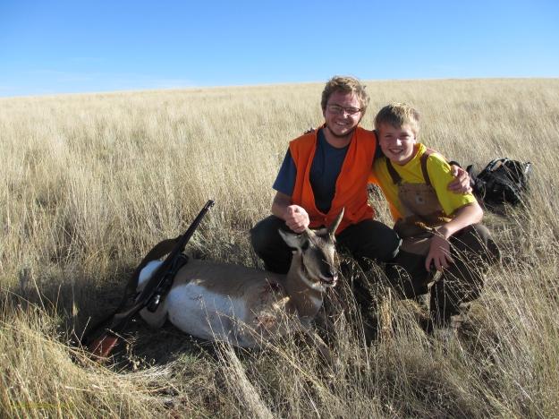 Antelope Season 2015 E MT